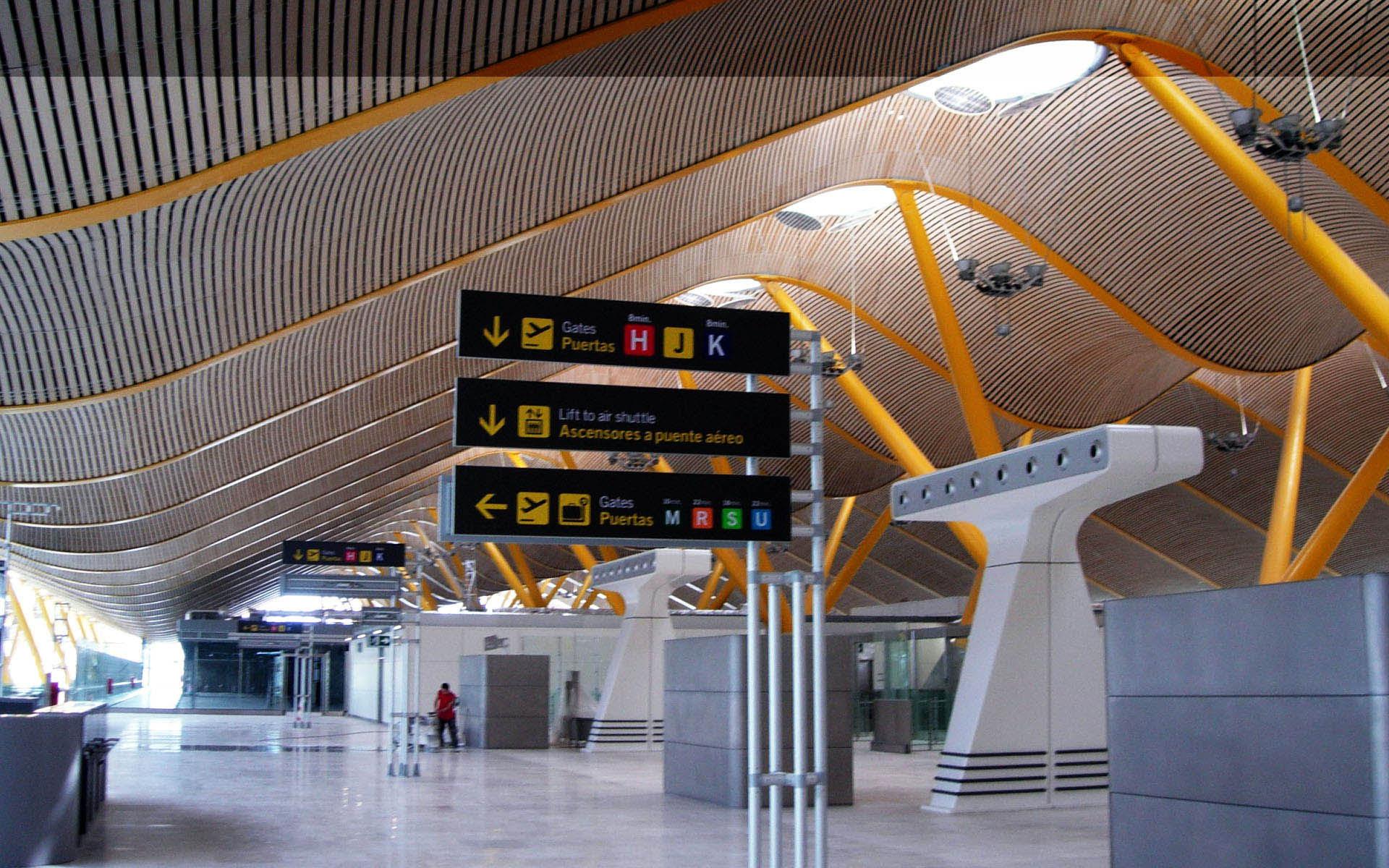 Terminal 4 Adolfo Suárez